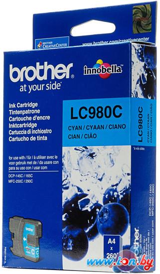 Картридж для принтера Brother LC980C в Могилёве