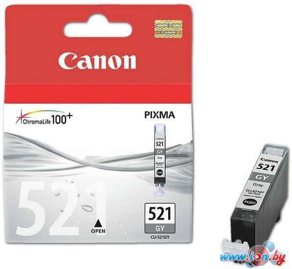 Картридж для принтера Canon CLI-521 Gray в Могилёве