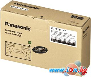 Картридж для принтера Panasonic KX-FAT431A7 в Могилёве