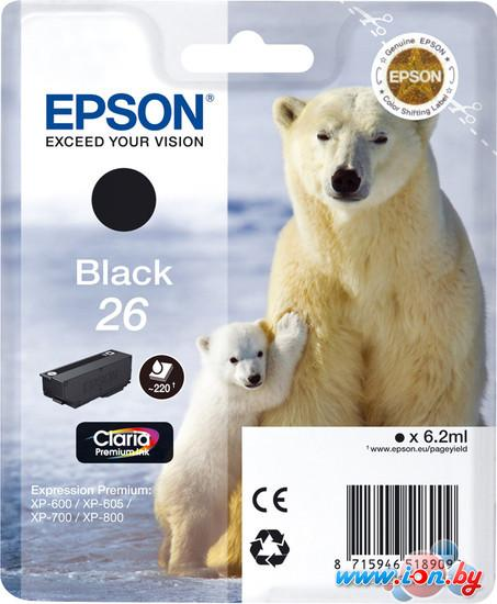 Картридж для принтера Epson C13T26014010 в Могилёве