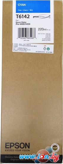 Картридж для принтера Epson C13T614200 в Могилёве