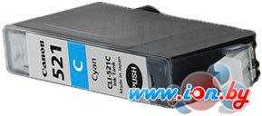 Картридж для принтера Canon CLI-521 Cyan в Могилёве