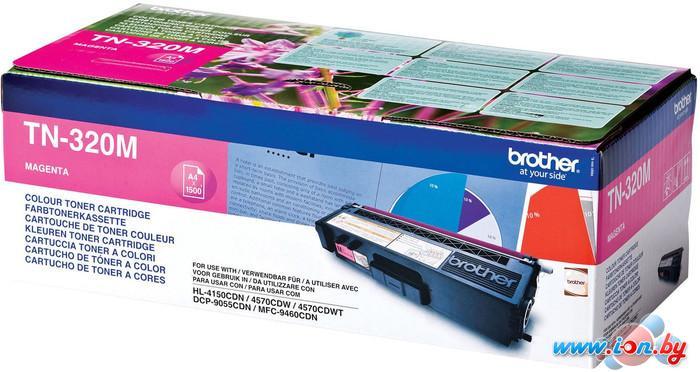 Картридж для принтера Brother TN-320M в Могилёве