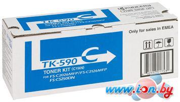 Картридж для принтера Kyocera TK-590C в Могилёве