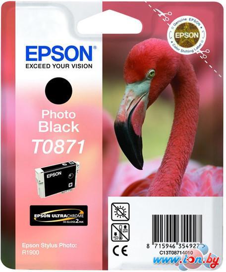 Картридж для принтера Epson C13T08714010 в Могилёве