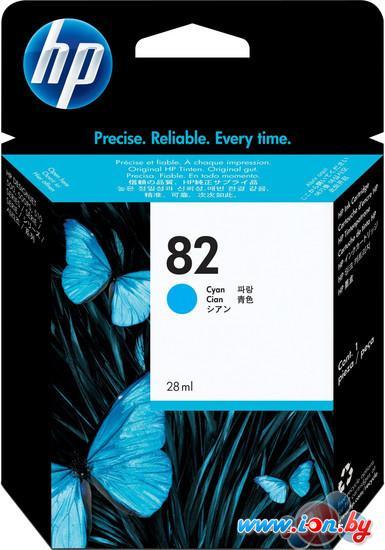 Картридж для принтера HP 82 (CH566A) в Могилёве