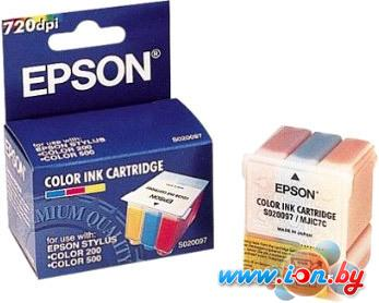 Картридж для принтера Epson C13S02009740 (S020097) в Могилёве