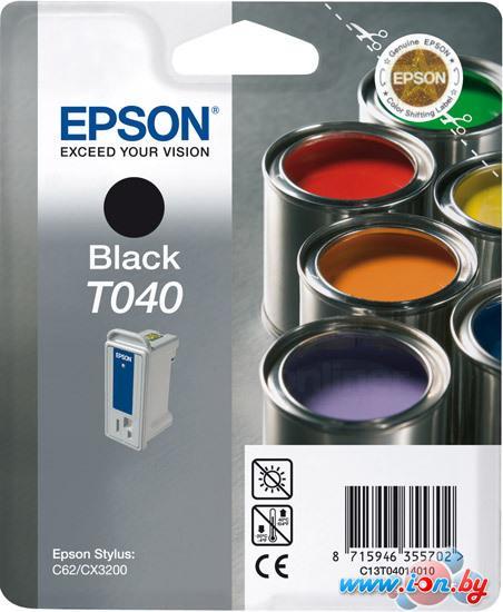 Картридж для принтера Epson EPT40140 (C13T04014010) в Могилёве