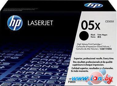Картридж для принтера HP 05Х (CE505XD) в Могилёве