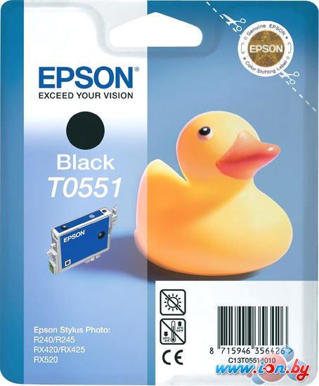 Картридж для принтера Epson C13T05514010 в Могилёве
