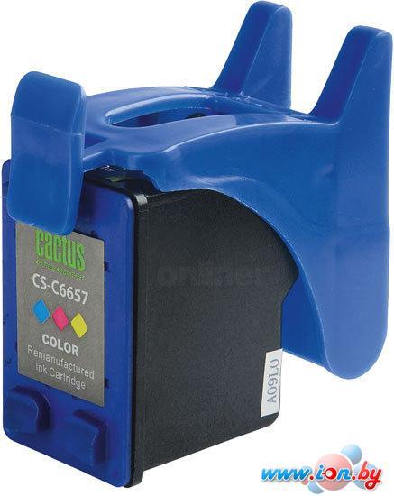 Картридж для принтера CACTUS CS-C6657 в Могилёве