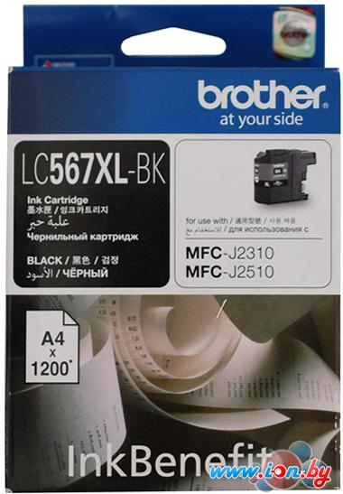 Картридж для принтера Brother LC567XLBK в Могилёве