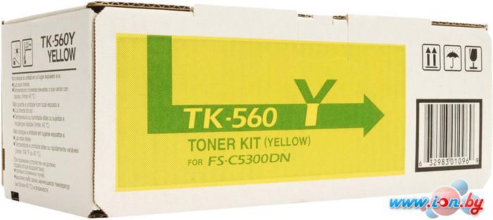 Картридж для принтера Kyocera TK-560Y в Могилёве