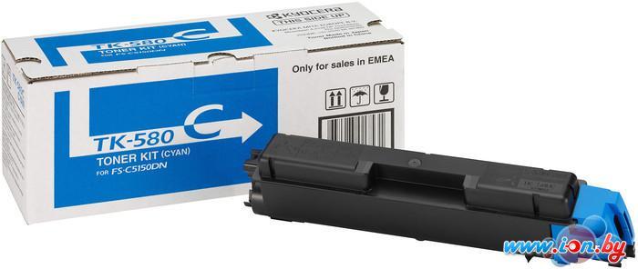Картридж для принтера Kyocera TK-580C в Могилёве