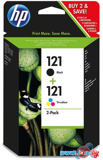Картридж для принтера HP 121 2-pack (CN637HE) в Могилёве