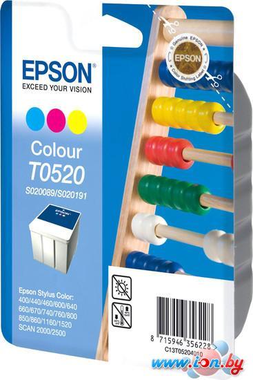 Картридж для принтера Epson C13T05204010 в Могилёве