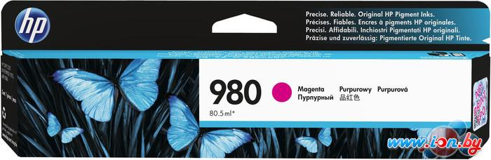 Картридж для принтера HP 980 Magenta Original Ink Cartridge (D8J08A) в Могилёве