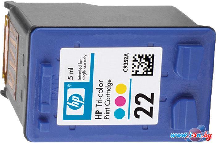 Картридж для принтера HP 22 (C9352AE) в Могилёве
