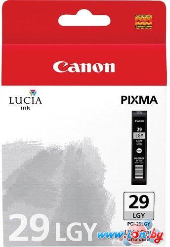 Картридж для принтера Canon PGI-29LGY (4872B002) в Могилёве