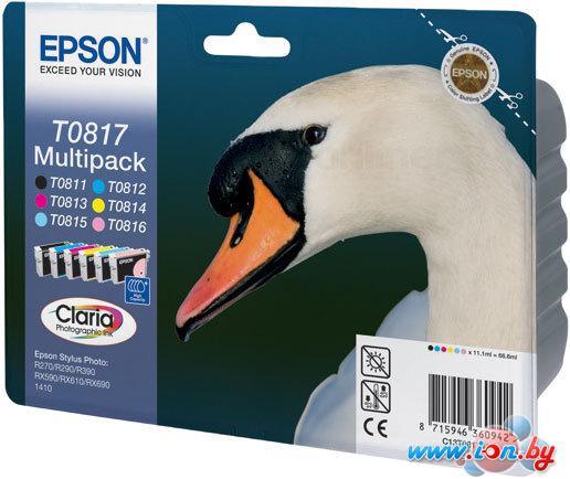 Картридж для принтера Epson EPT08174A (C13T11174A10) в Могилёве