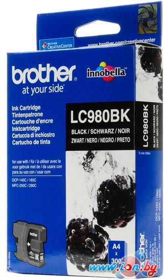 Картридж для принтера Brother LC980BK в Могилёве