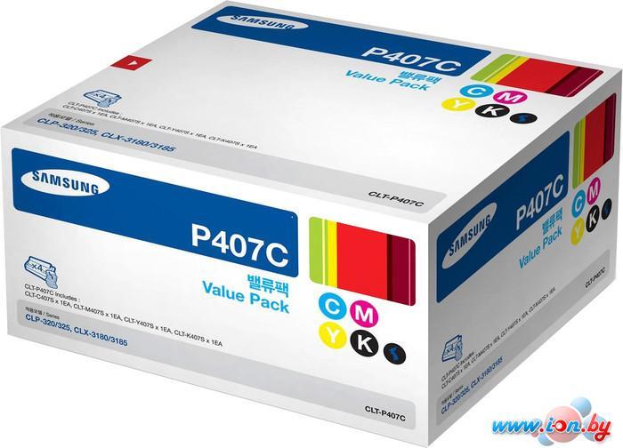 Картридж для принтера Samsung CLT-P407C в Могилёве