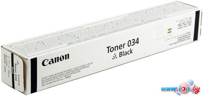 Картридж для принтера Canon C-EXV034BK в Могилёве
