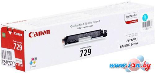 Картридж для принтера Canon 729C в Могилёве