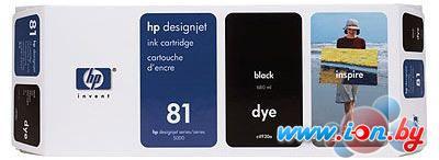Картридж для принтера HP 81 (C4930A) в Могилёве