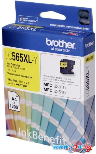 Картридж для принтера Brother LC565XLY в Могилёве
