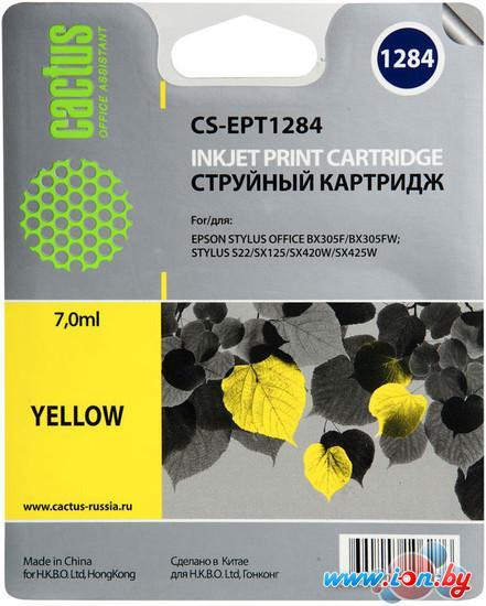 Картридж для принтера CACTUS CS-EPT1284 в Могилёве
