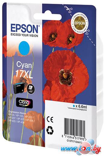 Картридж для принтера Epson C13T17124A10 в Могилёве