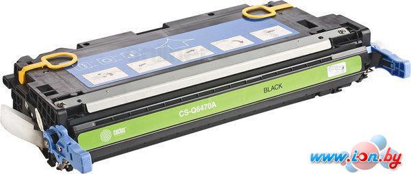 Картридж для принтера CACTUS CS-Q6470A в Могилёве