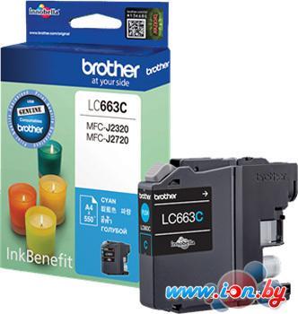 Картридж для принтера Brother LC663C в Могилёве