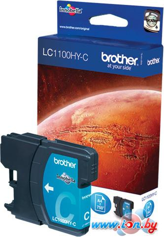 Картридж для принтера Brother LC1100HYC в Могилёве