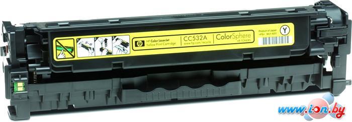 Картридж для принтера HP CC532A в Могилёве