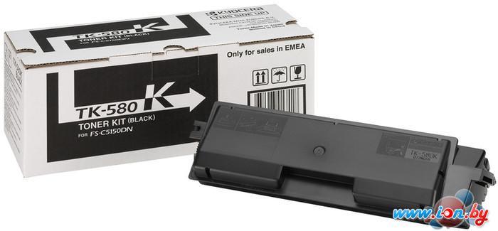 Картридж для принтера Kyocera TK-580K в Могилёве