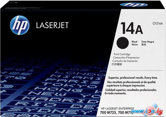 Картридж для принтера HP LaserJet 14A (CF214A) в Могилёве