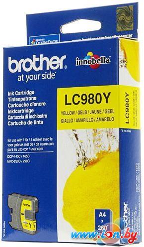 Картридж для принтера Brother LC980Y в Могилёве