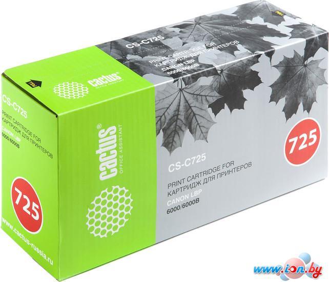Картридж для принтера CACTUS CS-C725 в Могилёве