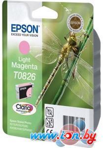 Картридж для принтера Epson C13T08264A10 (C13T11264A10) в Могилёве