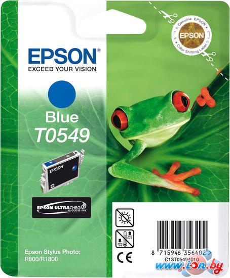 Картридж для принтера Epson C13T05494010 в Могилёве