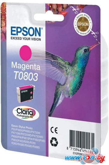 Картридж для принтера Epson C13T08034011 в Могилёве
