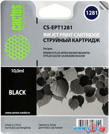 Картридж для принтера CACTUS CS-EPT1281 в Могилёве