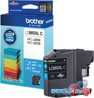 Картридж для принтера Brother LC665XLC в Могилёве