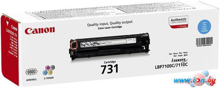 Картридж для принтера Canon 731C (6271B002) в Могилёве