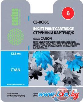Картридж для принтера CACTUS CS-BCI6C в Могилёве