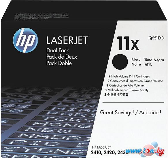 Картридж для принтера HP LaserJet 11X (Q6511XD) в Могилёве