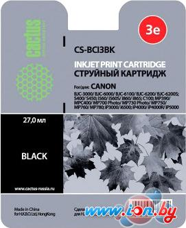 Картридж для принтера CACTUS CS-BCI3BK в Могилёве