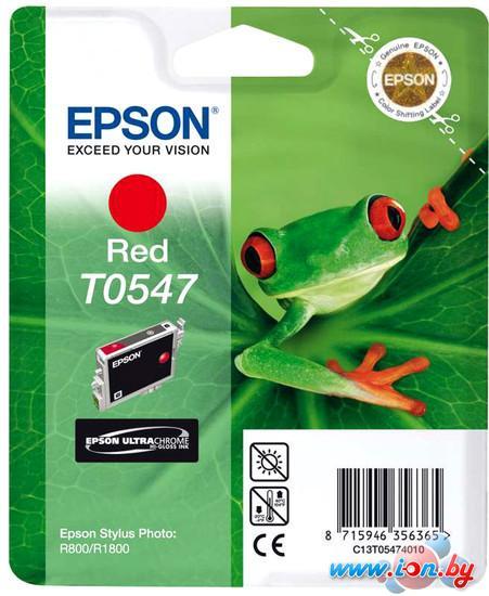 Картридж для принтера Epson C13T054740 в Могилёве